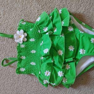 Gymboree Daisy Bathing Suit